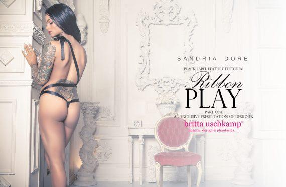 black label magazine, black label beauties Nude Art Magazine, sexy photography, nude woman, erotic, Black Label Beauties, lingerie, naked, erotic art, Britta Uschkamp, Sandria Dore