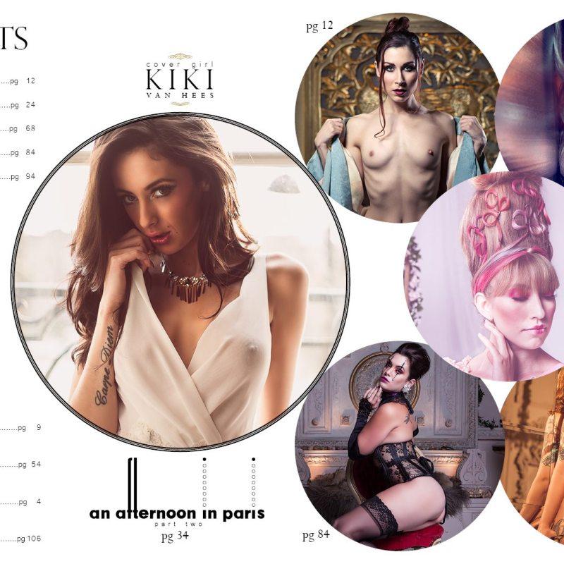 Black Label Magazine, Black Label Beauties, nude art, nude photography, naked girls, Kiki van Hees, Julie Ernes, Veruca Dulce, Floofie, Bree Addams, Verronica Kirei, nude photos, nude photoshoot, erotic, sensual, beauty, glamour, photography