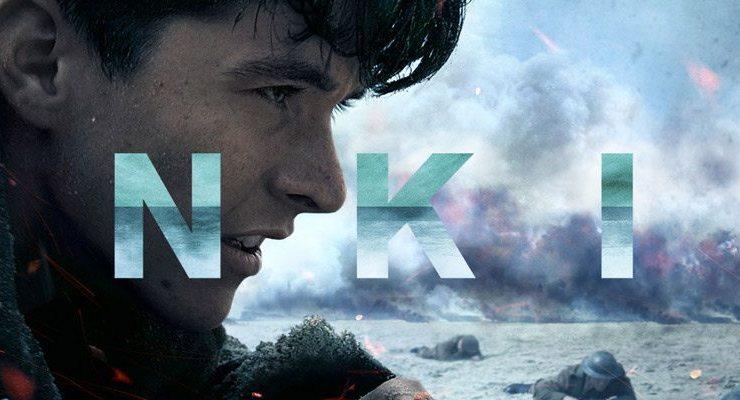 movie reviews, Dunkirk, film review, Christopher Nolan