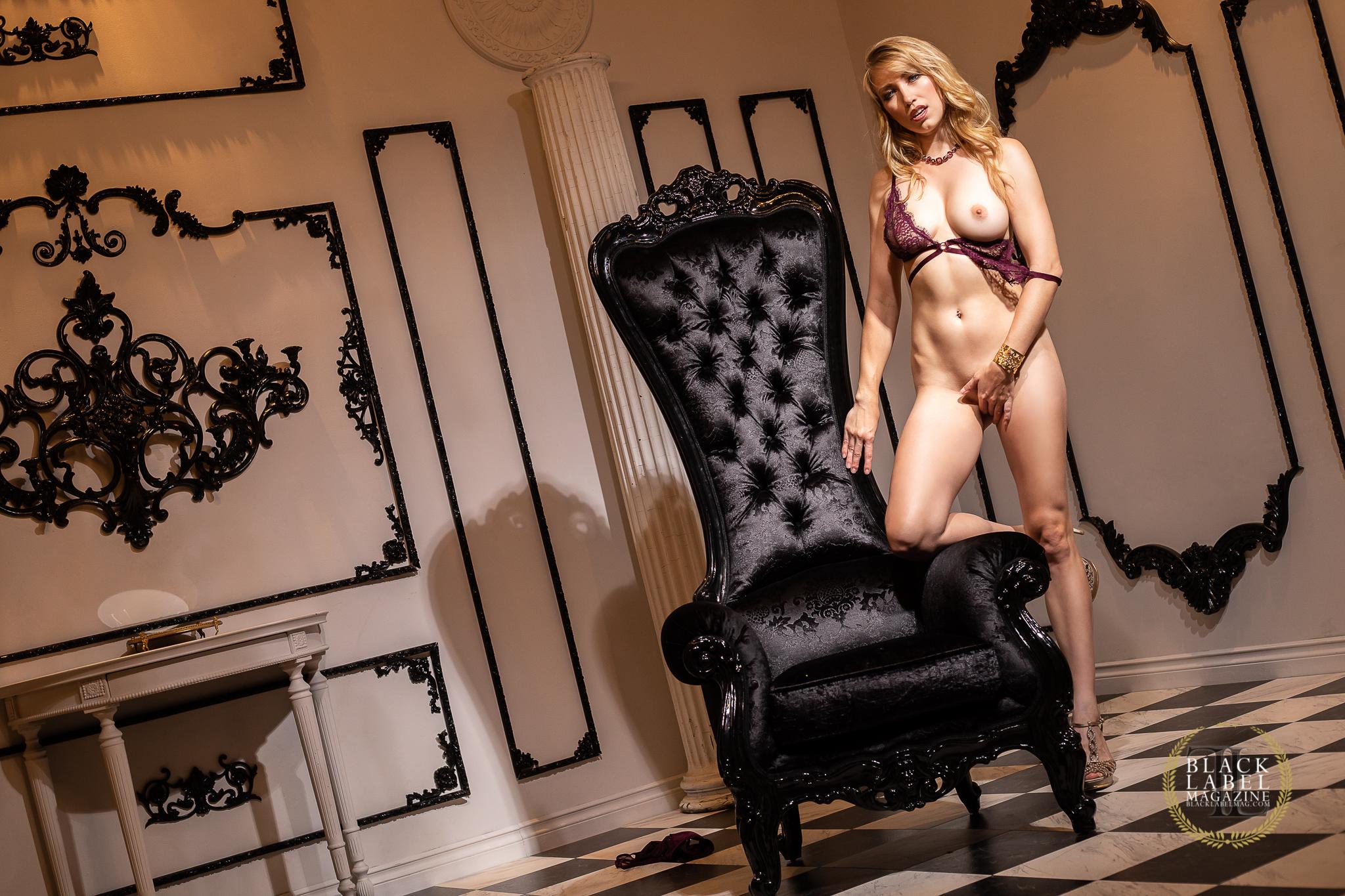 Verronica Kirei masturbates, girl-girl porn, girls only porn, hairy pussy, big tits, natural tits, natural boobs