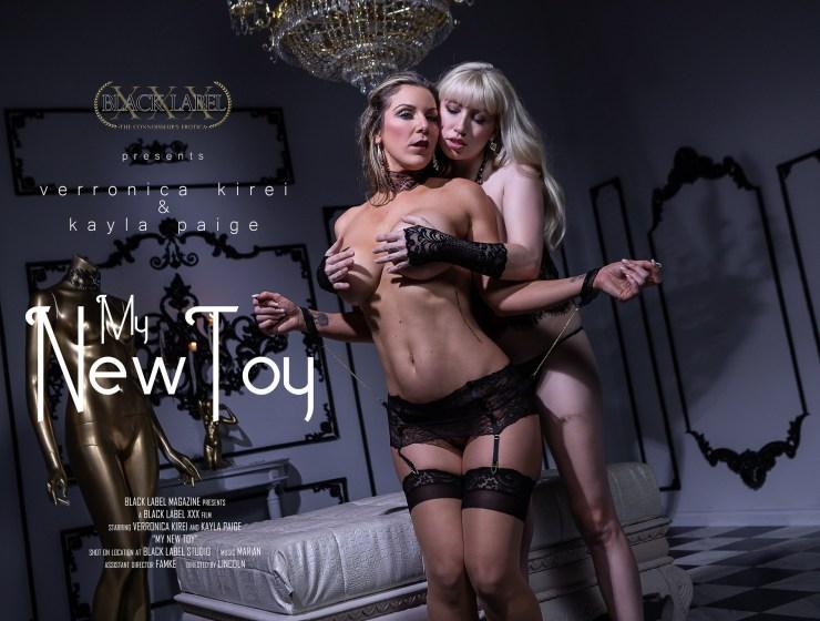 Kayla Paige lesbian sex with Verronica Kirei
