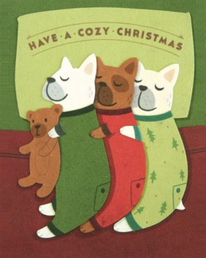 Cozy Dog Christmas