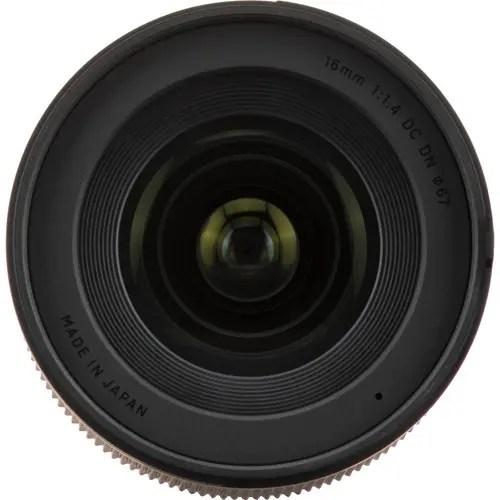 Sigma 16mm f/1.4 DC DN Contemporary Lens