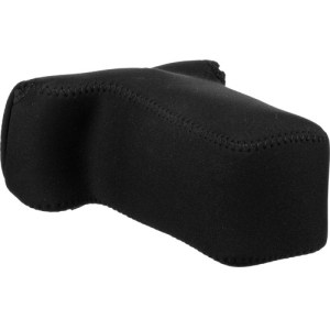 OP/TECH USA D-SLR Zoom Digital D-Series Soft Pouch (Black)