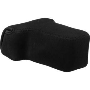 OP/TECH USA D-Midsize Zoom Digital D-Series Soft Pouch (Black)