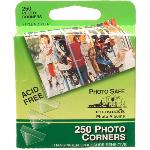 Pioneer Photo Albums Photo Mounting Corners