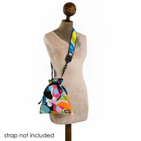 Mod Kaleidoscope Drop-in Bag