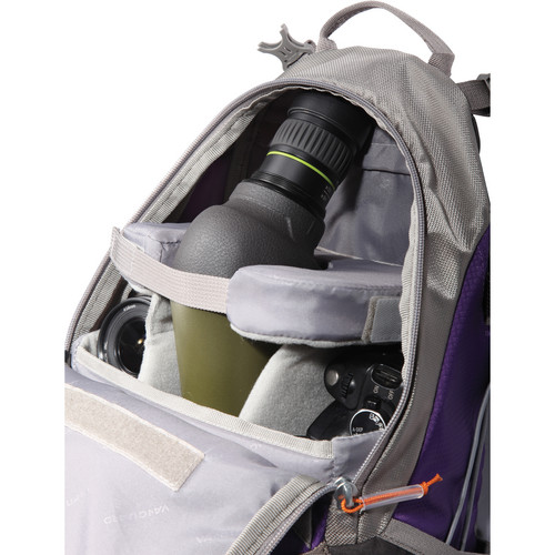 Vanguard Kinray 48 Backpack (Gray/Purple)