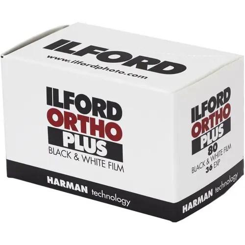 Ilford Ortho Plus