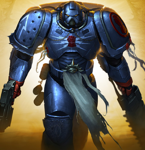 Why Space Marines are Awesome