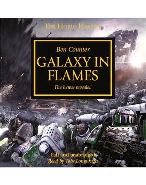 Galaxy in Flames (abridged audio book)