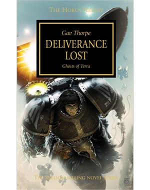 Deliverance Lost book cover