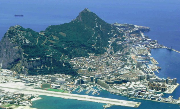 Image-of-the-rock-of-Gibraltar