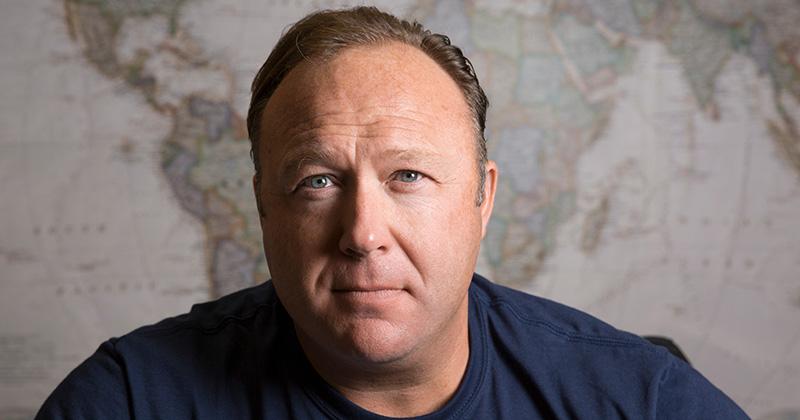 <i>Infowars Founder Alex Jones, Image Source: <a href='http://www.infowars.com'>Infowars</a></i>