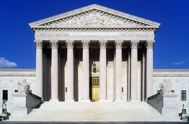 Image of U.S. Supreme Court Building
