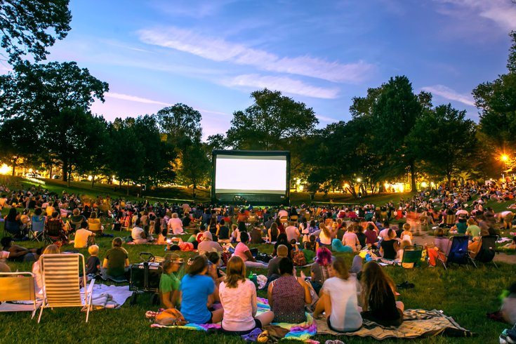 Movies Under The Stars – July 24th
