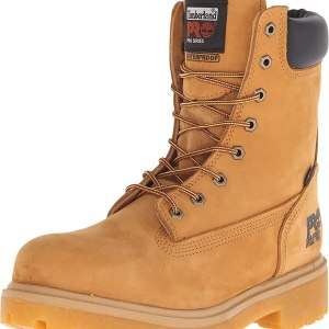 """Timberland PRO Men's Direct Attach Steel Toe 8"""" Boot"""