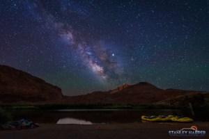 Lee's Ferry Milky Way
