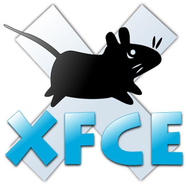 XFCE Desktop Logo - blackMORE Ops