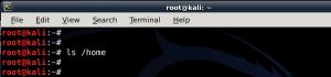 How to add remove user - Standard usernon-root - in Kali Linux - blackMORE Ops -16