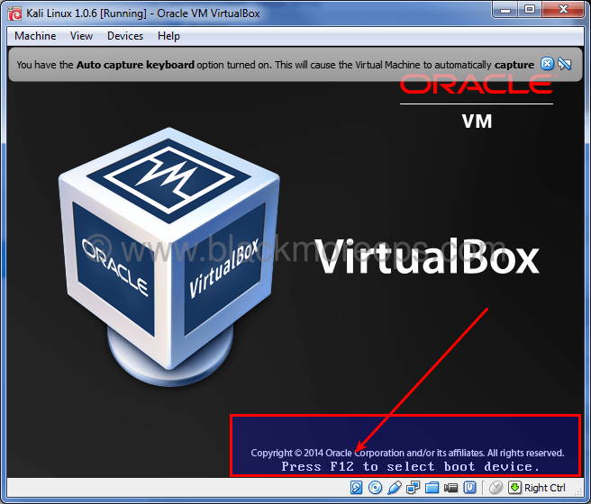 A detailed guide on installing Kali Linux on VirtualBox - blackMORE Ops - (22)