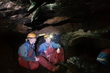 porth cave - the maze