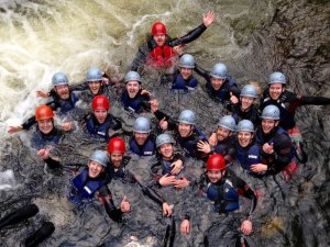 stag party gorge adventure