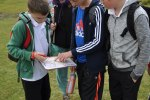 school group orienteering