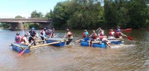 raft building header photo