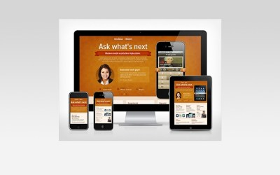 It's time to get mobile and responsive
