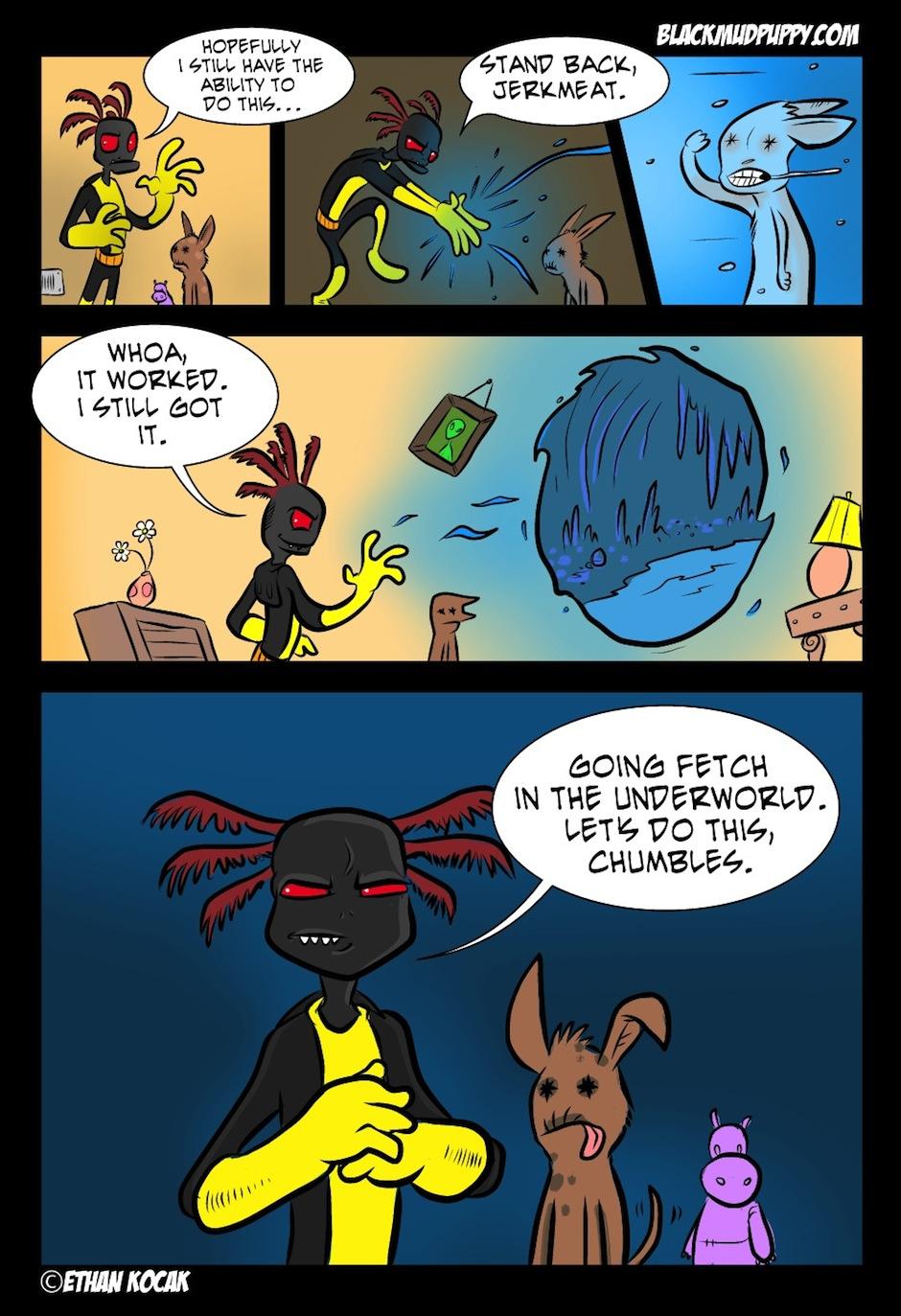 Psychopomp & Circumstance Page 08