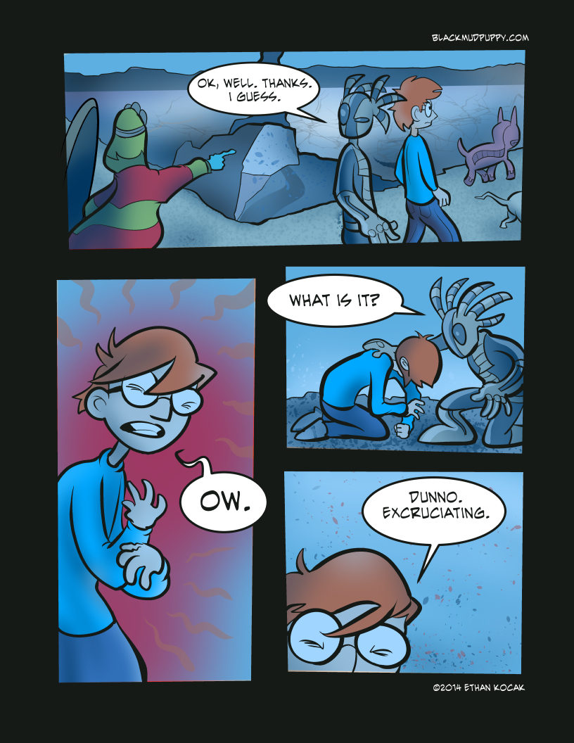 Mexican Standoff Page 23