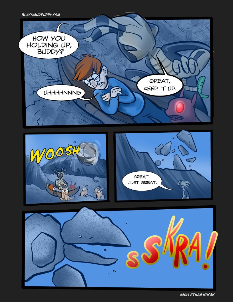 Blood Smoke And Mirrors Page 17
