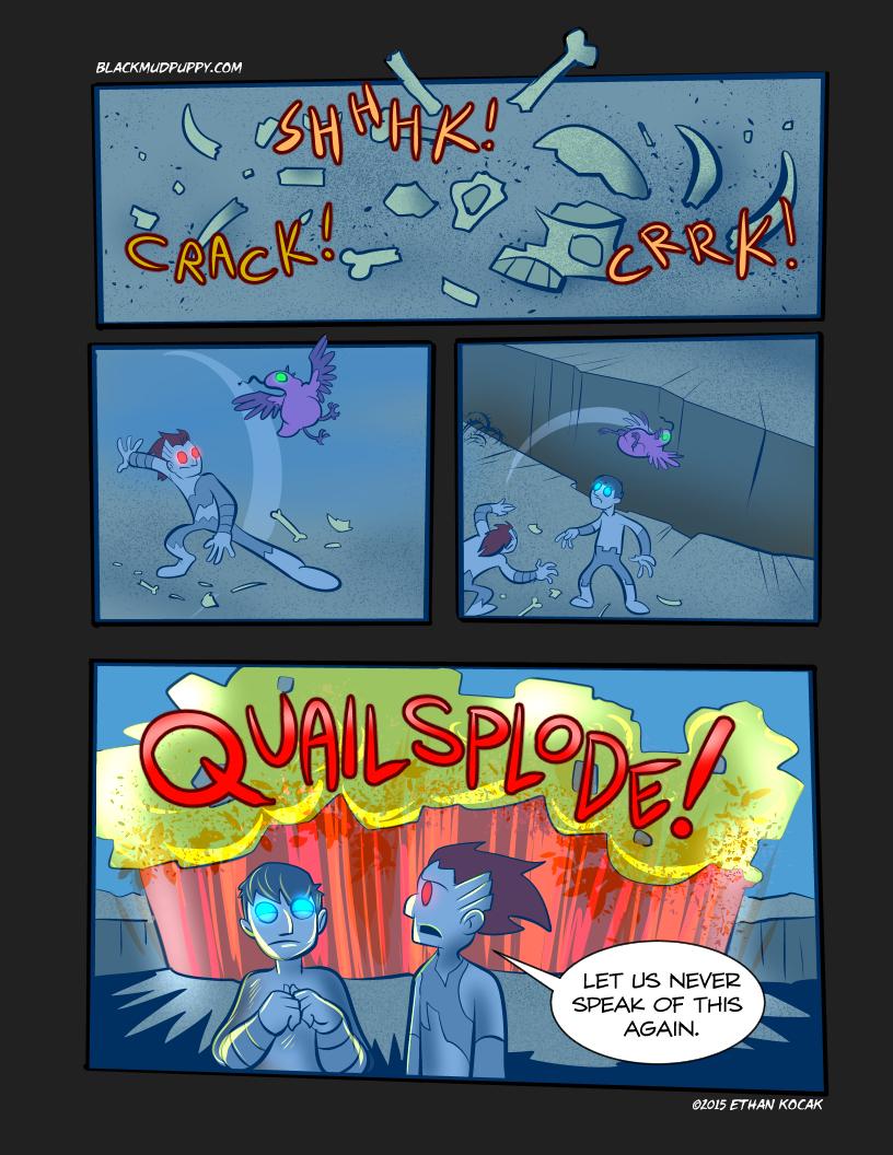 Blood Smoke And Mirrors Page 22