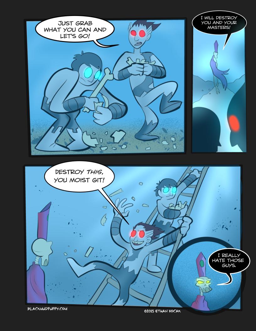 Blood Smoke And Mirrors Page 23