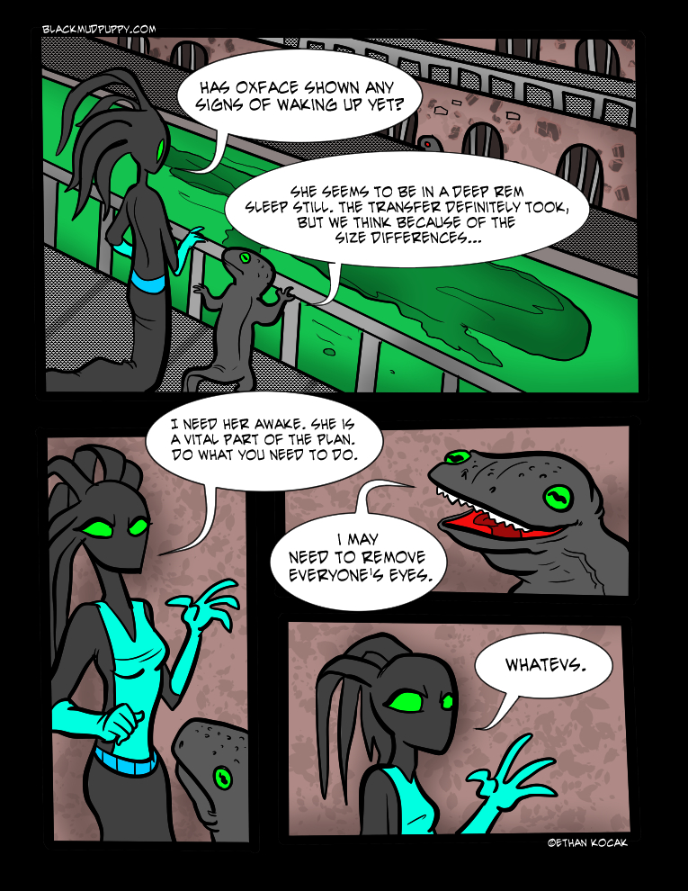 Salamanders From Hell Page 47