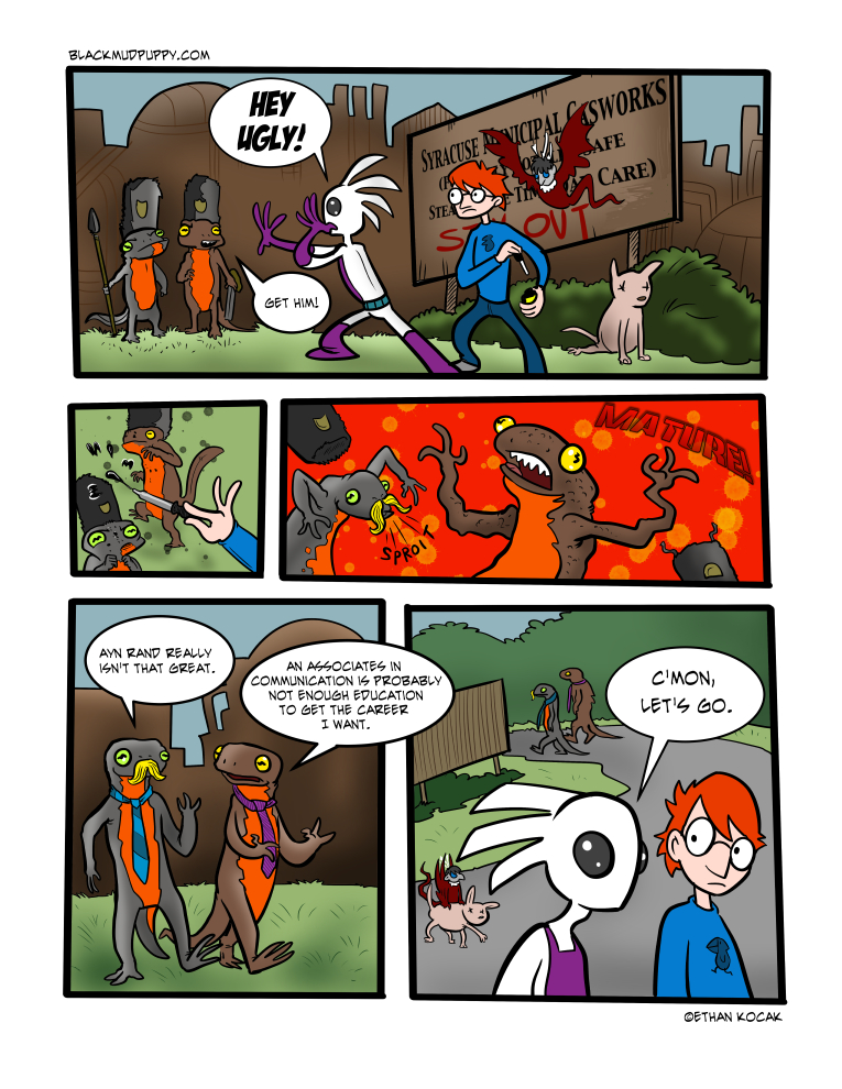 Salamanders From Hell Page 64