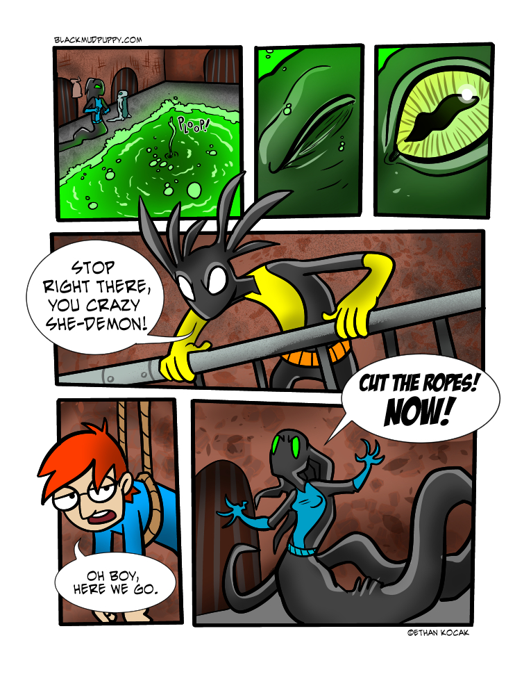 Salamanders From Hell Page 77