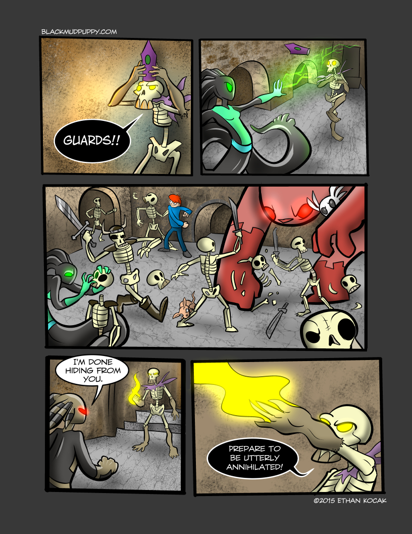 All Bleeding Stops Eventually Page 27