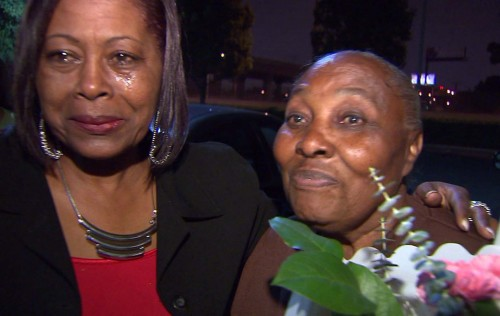Mary Virginia Jones, women released from prison after 32 years