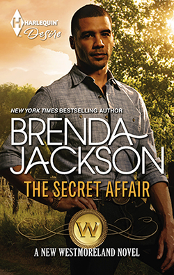 The Secret Affair by Brenda Jackson