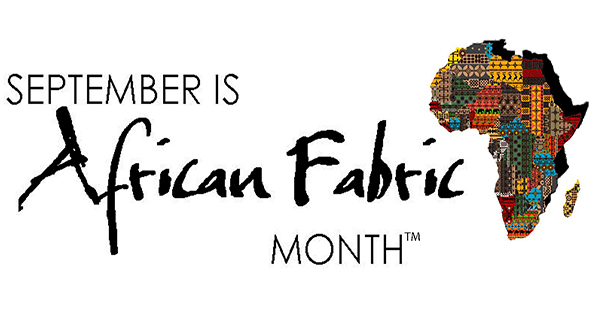 African Fabric Month