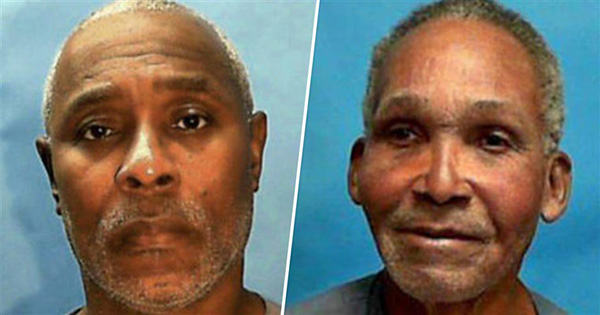 Hubert Myers and Clifford Williams, Black men released from prison after 43 years