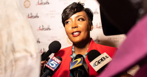 Keisha Lance Bottoms, Mayor of Atlanta