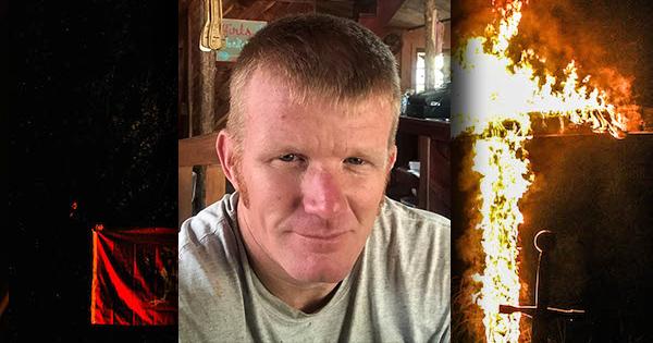 Louie Revette, man who burned cross in front of Black family's house
