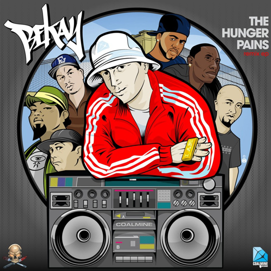 The-Hunger-Pains-Remix-EP