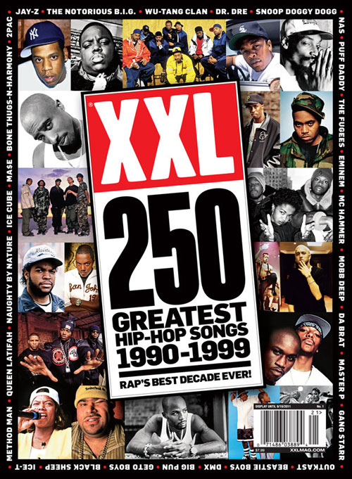 XXL Special Issue: Greatest Hip Hop Songs Of The '90's « Blackout