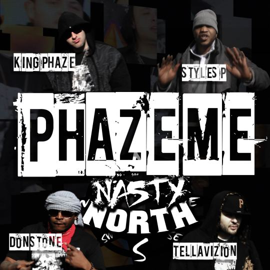 Phaze Me Single Cover