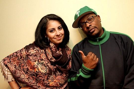 DJ Jazzy Jeff & Ayah