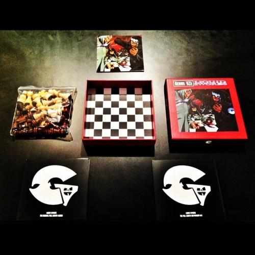 The genius / gza liquid swords (the chess box) (box set)   discogs.
